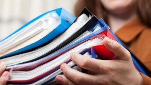 Какие документы нельзя выбрасывать