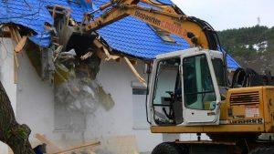 Порядок уведомления о необходимости сноса объекта недвижимости