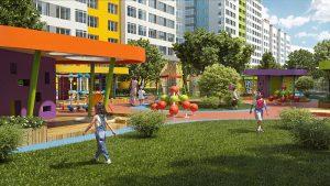 Упрощены требования к размещению детских садов в жилых домах